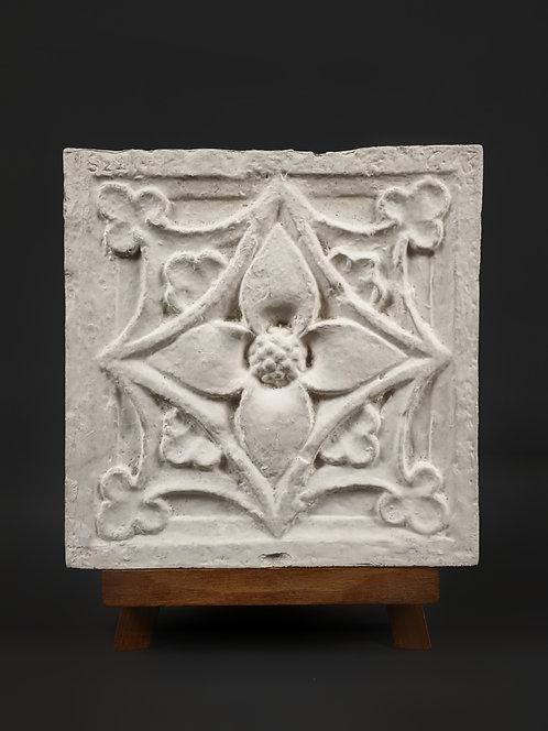 Détail ornement de pilier | XVIII ème siècle