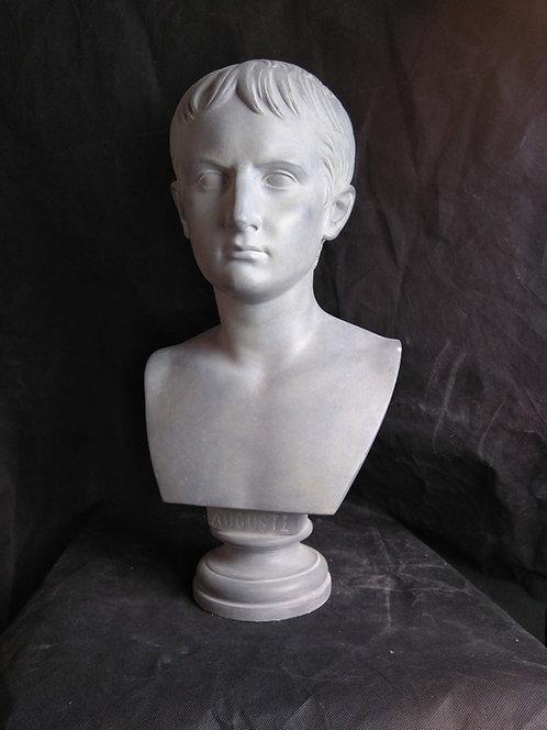 Auguste Jeune | Octavien | Musée du Vatican