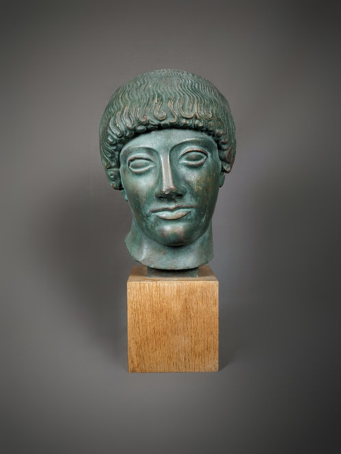 Apollon Crétois | Ephèbe blond | IVe siècle avant J-C | Musée du Louvre