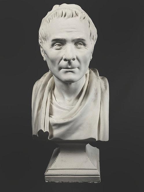 Rousseau J.Jacques | Houdon | Musée du Louvre