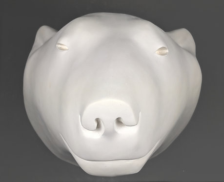 Polar Bear Mask | Pompom