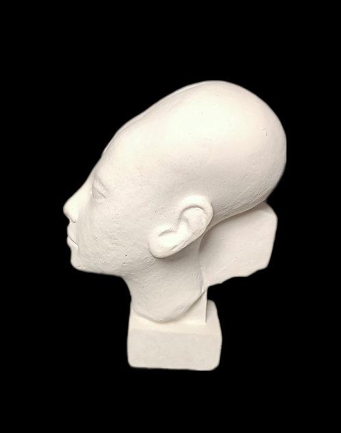 Fille d'Amenophis IV et de Nefertiti | Musée du Louvre