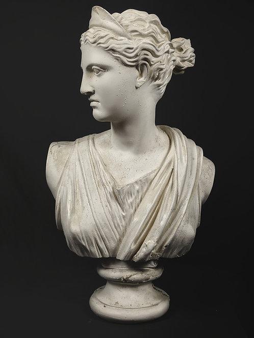 Diane Chasseresse | IVe siècle avant J-C | Musée du Louvre