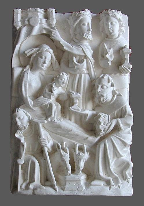Nativité - Retable de Saint-Leonard Limoges