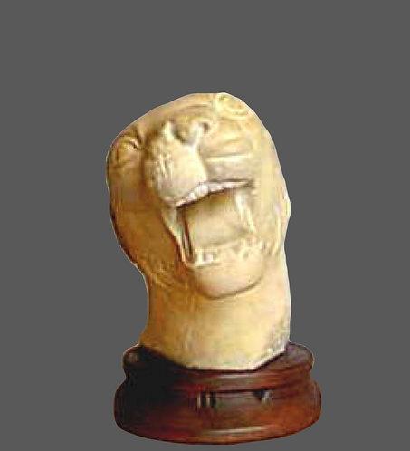 Lionne | Sassanide | Musée du Louvre