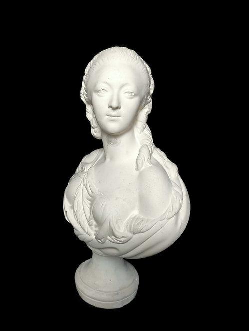Mme Du Barry - réduction | Pajou | Musée du Louvre
