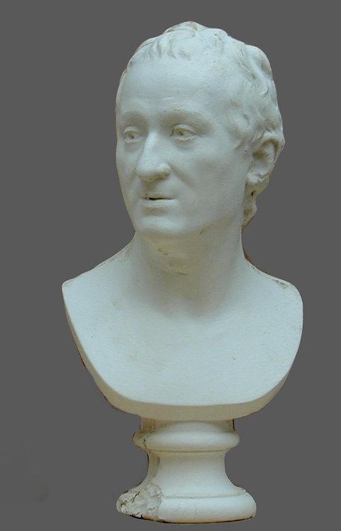Diderot | Houdon | Musée de Versailles