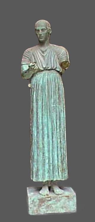 Aurige de Delphes | Ve siècle avant J-C | Delphes
