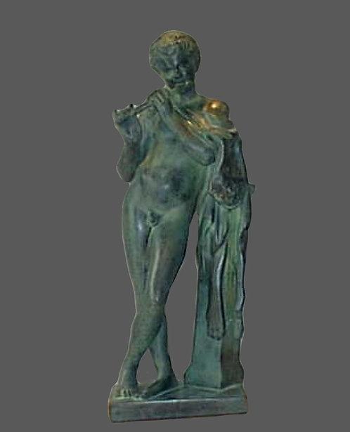 Faune flutiste | Praxitèle | IVe siècle avant J-C | Musée du Louvre