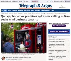 Bradford Telegraph & Argus, 2015