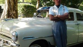 20 mai - Le lieutenant Colombo avait sa Peugeot 403, le Commandant Desjacque aura sa Ford Vedette !