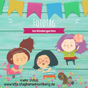 Tipps und Abläufe bei Kindergartenfotos