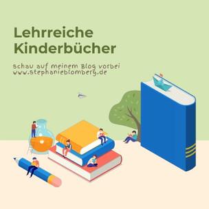 Lehrreiche Kinderbücher