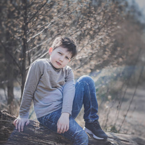 Kinderportrait Outdoor Dortmund