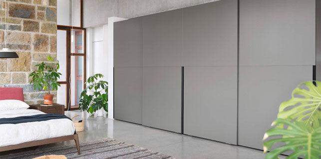 Novamobili wardrobes and walk-in closets