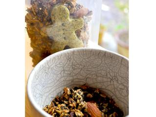 """【~12/25期間限定セット】2020 Holiday at Home / """"hari"""" グラノーラ&紅茶のセット販売中!"""