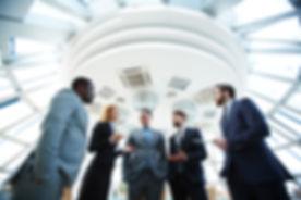 欧州での商談・海外ビジネスミーティング