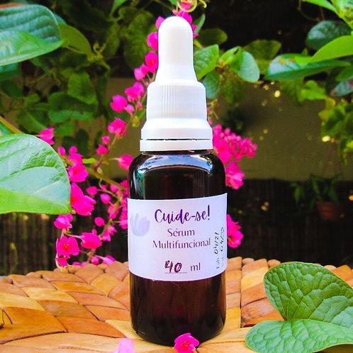 Sérum Multifuncional | com óleo de jojoba