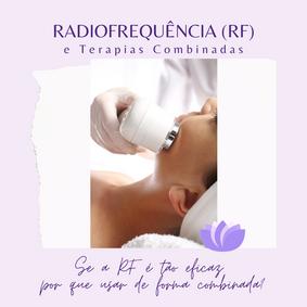 Radiofrequência (RF) e Terapias Combinadas