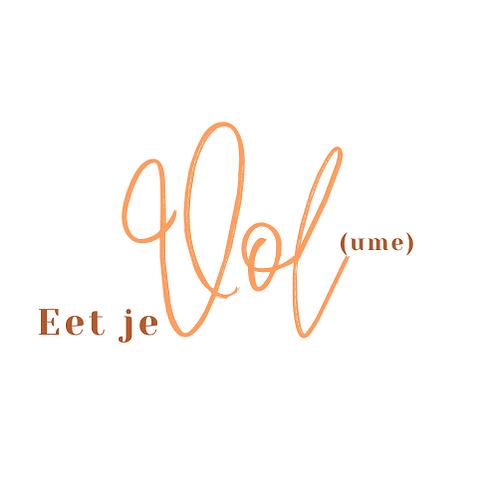 Workshop Eet je VOL(ume) - Aanbieding