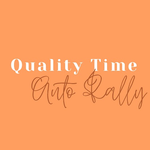 Quality Time Auto Rally - Noord Holland
