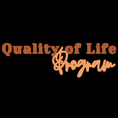 Quality of Life Program