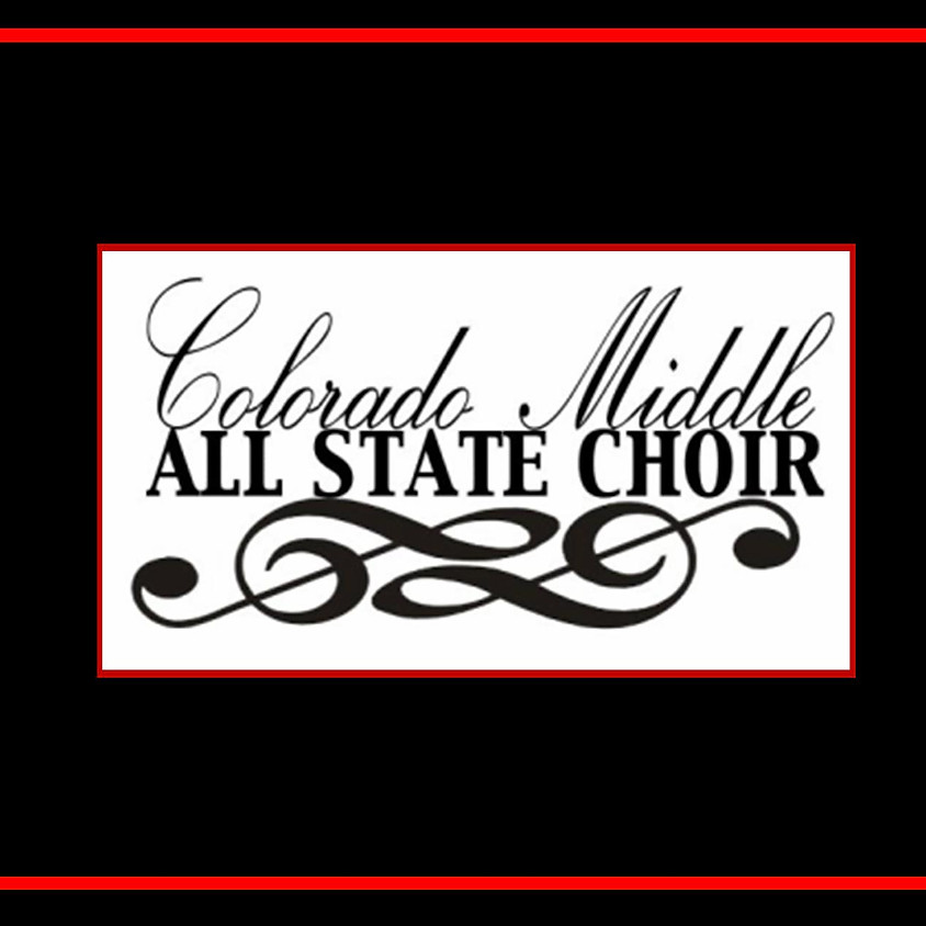 All State Choir Auditions 2021