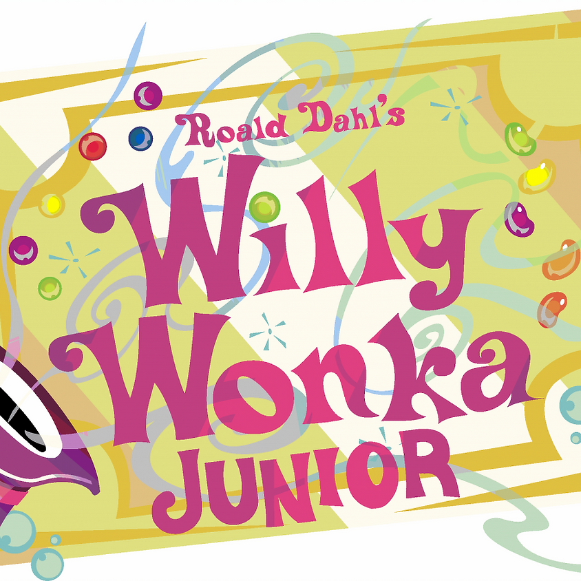 Willy Wonka - Costume/Ticket Packet