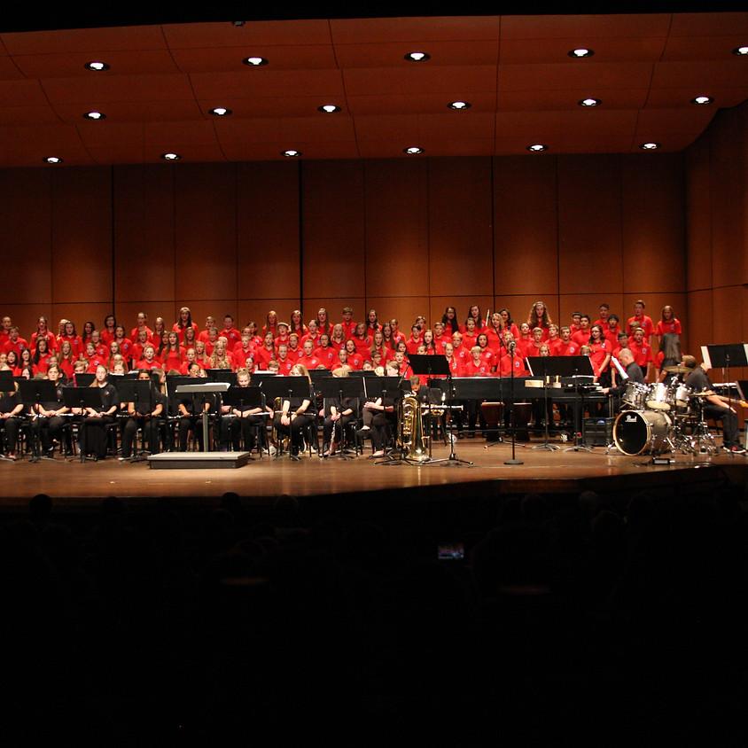 Lincoln Center Choir Concert DVD - May 15, 2019
