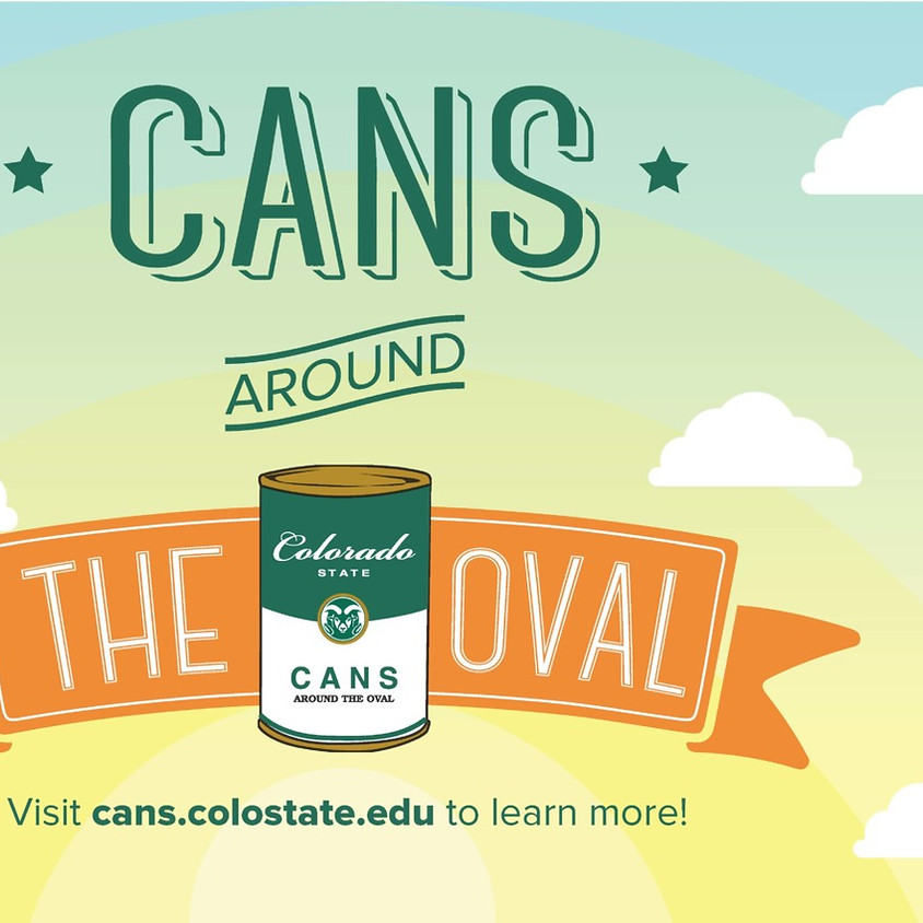Cans Around the Oval 2020