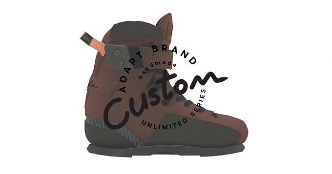 Custom Brutale with alu boltprotectors
