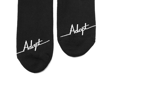 Adapt high end skating socks