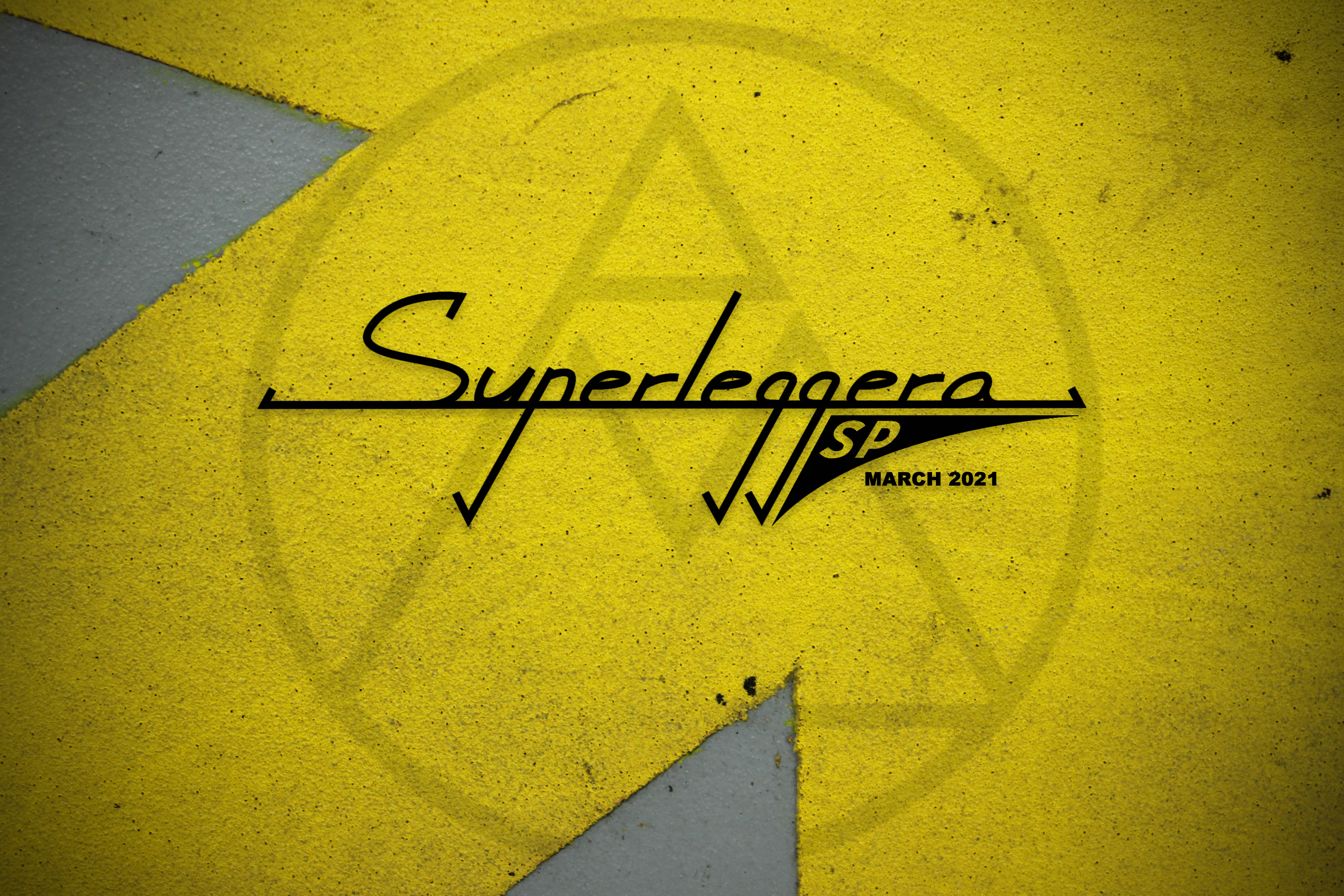 Superleggera SP teaser