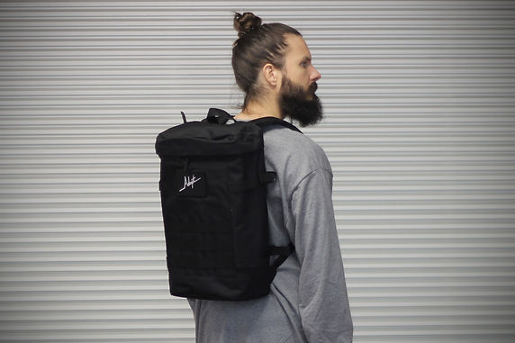Adapt/Symetrics Patch Backpack
