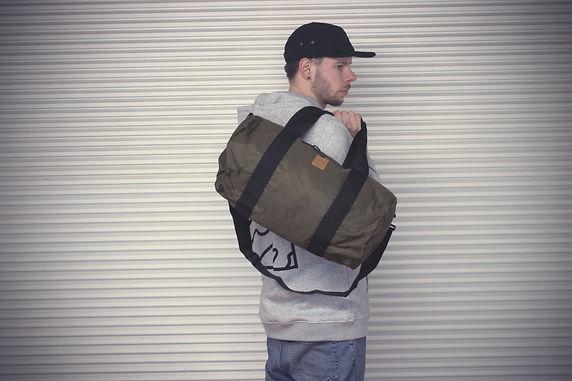 Adapt Barrel Bag
