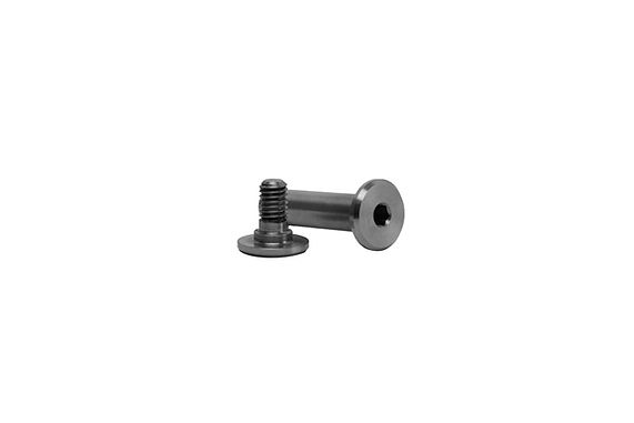 Symetrics RVS 8mm axle