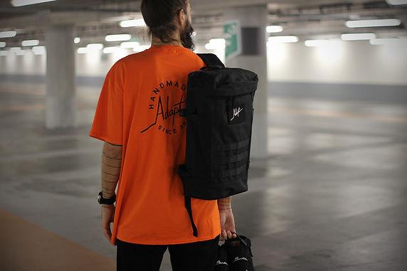 Adapt/Symetrics Patch Backpack