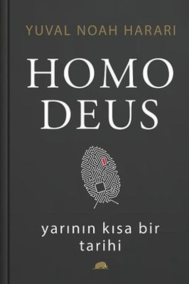 Homo Deus Yuval Noah Harari (Ciltli)