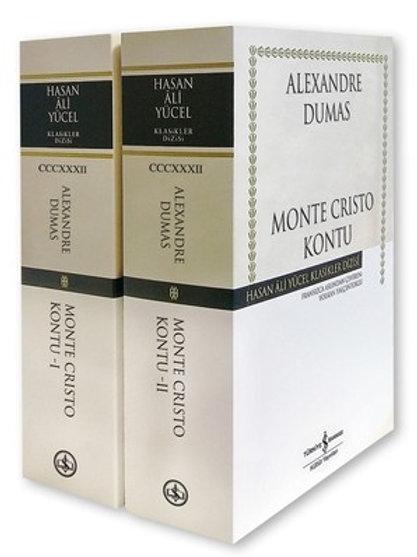 Monte Cristo Kontu Alexandre Dumas