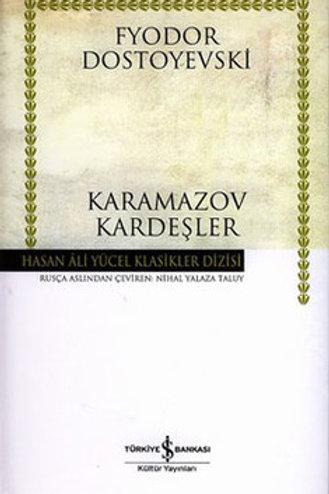 Karamazov Kardeşler Dostoyevski