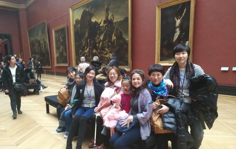 Le romantisme au Louvre