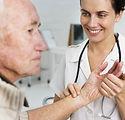 Biorąc pod uwagę impulsy starszego pacje