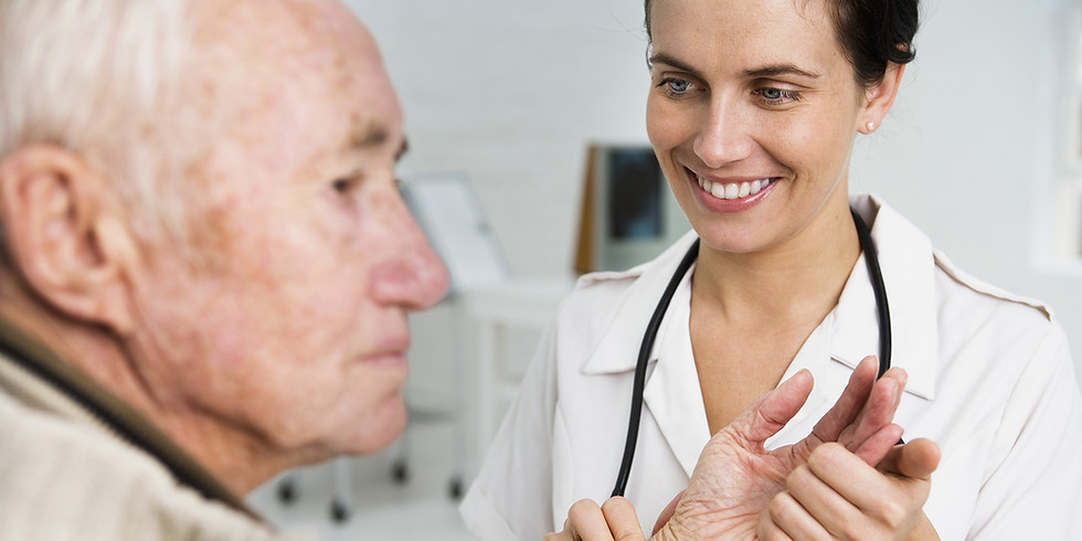 Seniors Blood Pressure Check (cancelled)