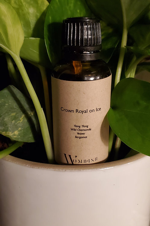 Essential Oil Blend: Crown Royal On Ice