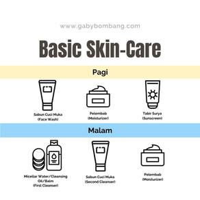 Skincare 101: Basic Skincare Berdasarkan Jenis Kulit