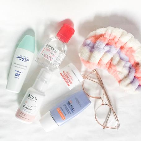 Basic Skincare Untuk Remaja dan Pemula