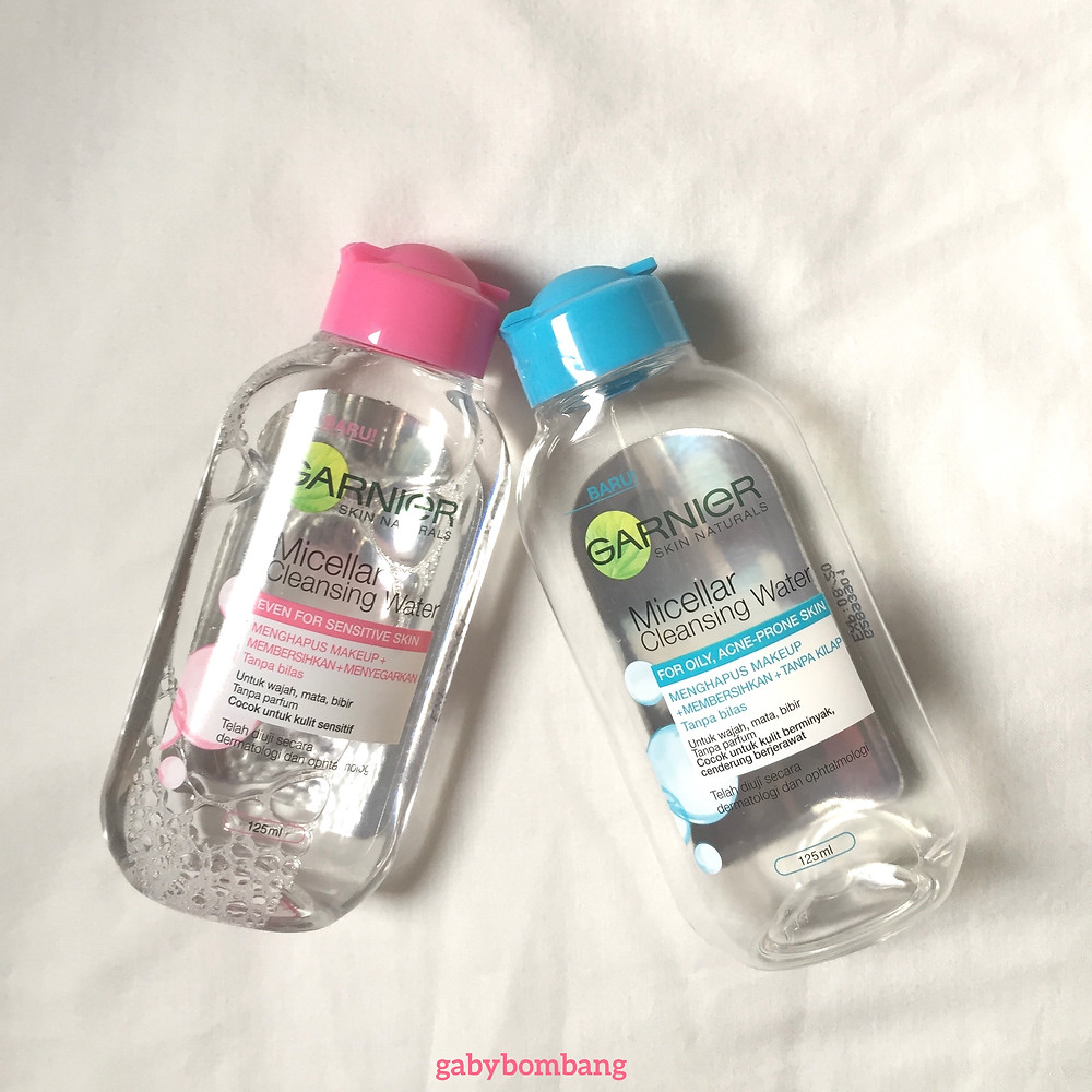 Review Garnier Micellar Water Indonesia