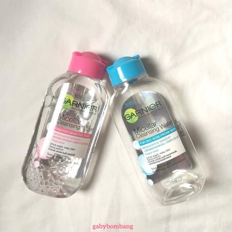 REVIEW: Garnier Micellar Water