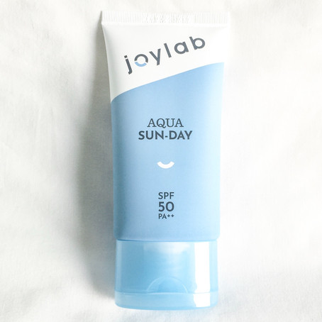 REVIEW: Joylab Aqua Sun-Day SPF 50++