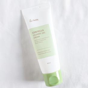 REVIEW: iUNIK Centella Calming Gel Cream